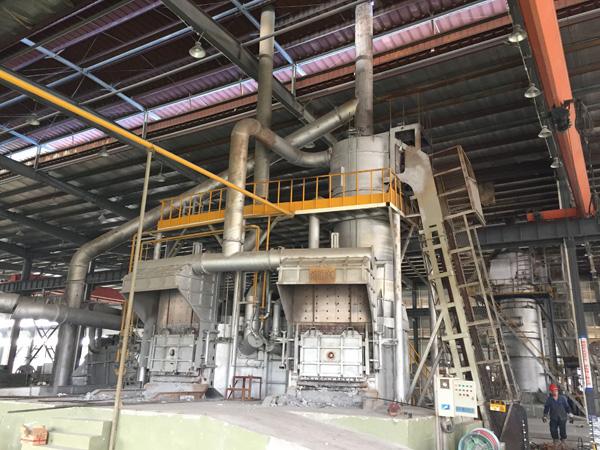 蓄热式工业炉 - 江阴市蓝天工业炉窑制造有限公司
